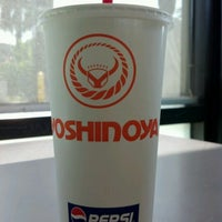 Photo taken at Yoshinoya by Felix C. on 9/20/2011