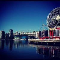 Photo taken at Science World at TELUS World of Science by Takunori A. on 2/5/2012