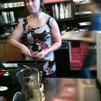 Photo taken at Cupcake Royale and Verite Coffee by Alex H. on 3/13/2011