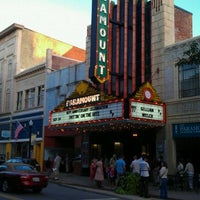 Photo taken at The Paramount Center for the Arts by Eric S. on 8/23/2011