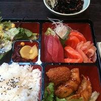 Photo taken at Bento Cafe by Jo A. on 3/5/2011