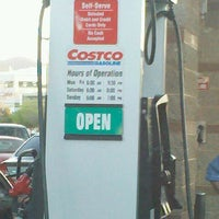 Photo taken at Costco Gasoline by Mike S. on 4/16/2011