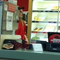 Photo taken at Honey Dew Donuts by Bruce B. on 1/19/2012