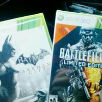 Photo taken at GameStop by Alexis V. on 10/31/2011