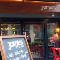 Photo taken at Jamie's Italian by Nils R. on 7/17/2012