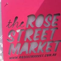 Photo taken at Rose Street Artists' Market by Chris L. on 9/11/2011