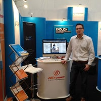 Photo taken at Shopware Halle 6 Stand H14 by Dirk B. on 3/9/2012