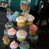 Photo taken at Destino Cupcakery by Abraham C. on 5/26/2012
