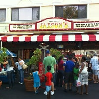 Photo taken at Jaxson's Ice Cream Parlour, Restaurant & Country Store by Federico A. on 6/16/2012