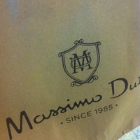 Photo taken at Massimo Dutti by Aurelian C. on 6/24/2012
