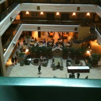 Photo taken at Embassy Suites by Hilton Indianapolis Downtown by Tyler R. on 8/17/2012