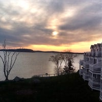 Photo taken at Bar Harbor Inn by Tinu A. on 4/29/2012
