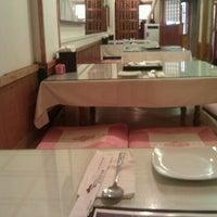 Photo taken at Riverside Korean Restaurant by Mark V. on 5/25/2012