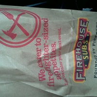 Photo taken at Firehouse Subs by Vickie S. on 2/10/2012