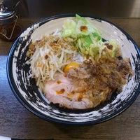 Photo taken at らぅめん考房 ありがた屋 by koponkun 子. on 5/23/2012