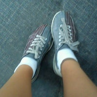 Photo taken at Bowling Antofagasta Shopping by Mariely Paz M. on 3/18/2012