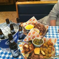 Photo taken at Dickey's BBQ Pit by Price S. on 2/21/2012