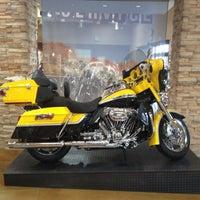 Photo taken at Red Rock Harley Davidson by Loren L. on 4/14/2012