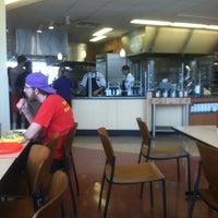 Photo taken at DeNaples Fresh Food Company (University of Scranton) by Zachary H. on 4/14/2012
