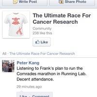 Photo taken at Running Lab by Wai Onn C. on 4/26/2012