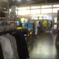 Photo taken at Armani Exchange by Dex W. on 6/29/2012