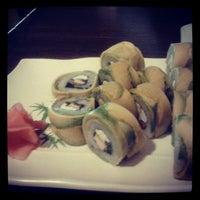 Photo taken at Kenji Sushi by Daniela G. on 5/20/2012