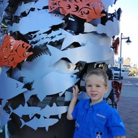 Photo taken at Shaw Ocean Discovery Center by Chris P. on 8/15/2012