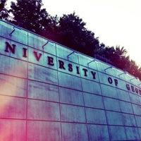 Photo taken at University of Georgia by Leslie B. on 6/20/2012
