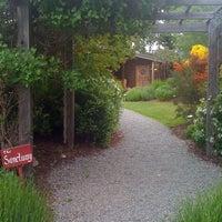 Photo taken at Sleeping Dog Farm by LizZdunich N. on 5/29/2012