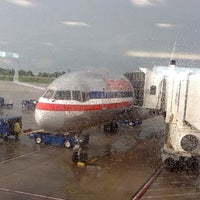 Photo taken at American Airlines Gates 10 - 19 by Kaue S. on 6/9/2012