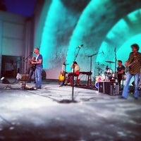 Photo taken at Levitt Shell by Chipper on 9/7/2012