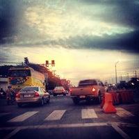 Photo taken at San Dek Intersection by Tobitaa m. on 6/29/2012