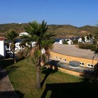 Photo taken at Aparthotel Tirant Playa by Javier C. on 9/21/2013