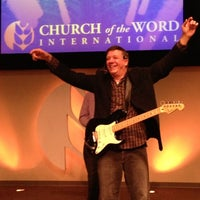 Photo taken at Church of the Word International by Dale A. on 12/23/2012