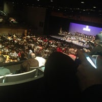 Photo taken at Bell Auditorium by Shelby S. on 3/8/2013