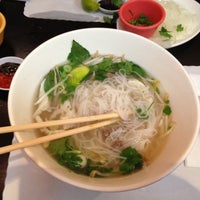Photo taken at Pho Saigon Noodle & Grill by Suhyun M. on 5/1/2013