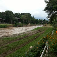 Photo taken at Baan Pai Village by Julia G. on 10/22/2013