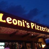 Photo taken at Leoni's Pizzeria by Ben R. on 12/28/2013