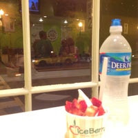 Photo taken at IceBerry by Jesse F. on 5/31/2013