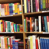 Photo taken at Half Price Books by Kristine on 5/17/2013