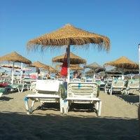 Photo taken at La Cepa Playa by Francisco Jose M. on 8/18/2013