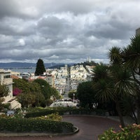 Photo taken at Russian Hill by viva on 10/15/2016