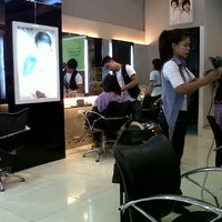 Photo taken at May May Salon by a a. on 3/12/2013