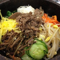 Photo taken at BCD Tofu House by Pom P. on 4/30/2013