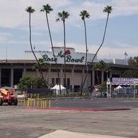 Photo taken at Rose Bowl Stadium by Chance C. on 7/3/2013