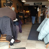 Photo taken at Blue Line Coffee by Susie S. on 3/3/2013