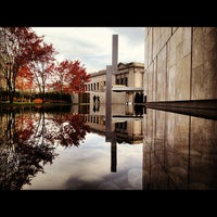 Photo taken at The Barnes Foundation by Stacey M. on 12/2/2012