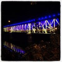 Photo taken at Falls Bridge by Stacey M. on 9/16/2012