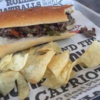 Photo taken at Capriotti's Sandwich Shop by Meg K. on 5/21/2016
