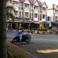 Photo taken at Kata Beach Center Hotel by Дмитрий С. on 1/9/2014